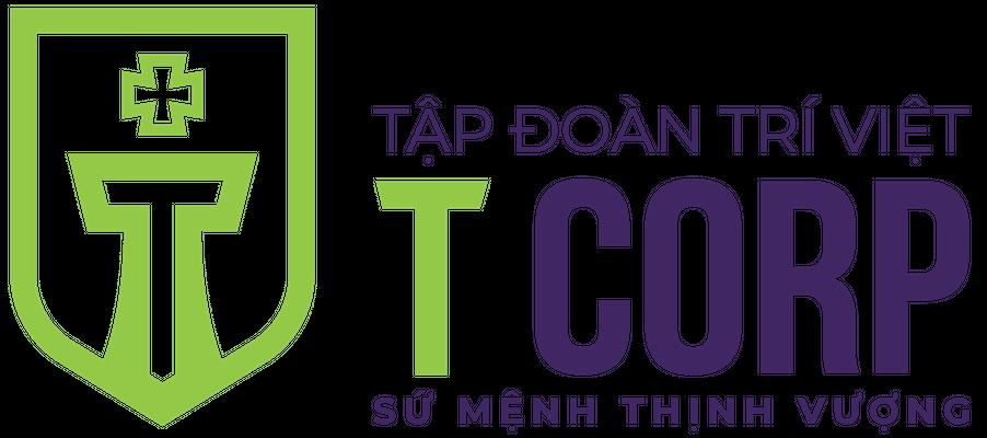 Logo TCorp - Tập đoàn Trí Việt
